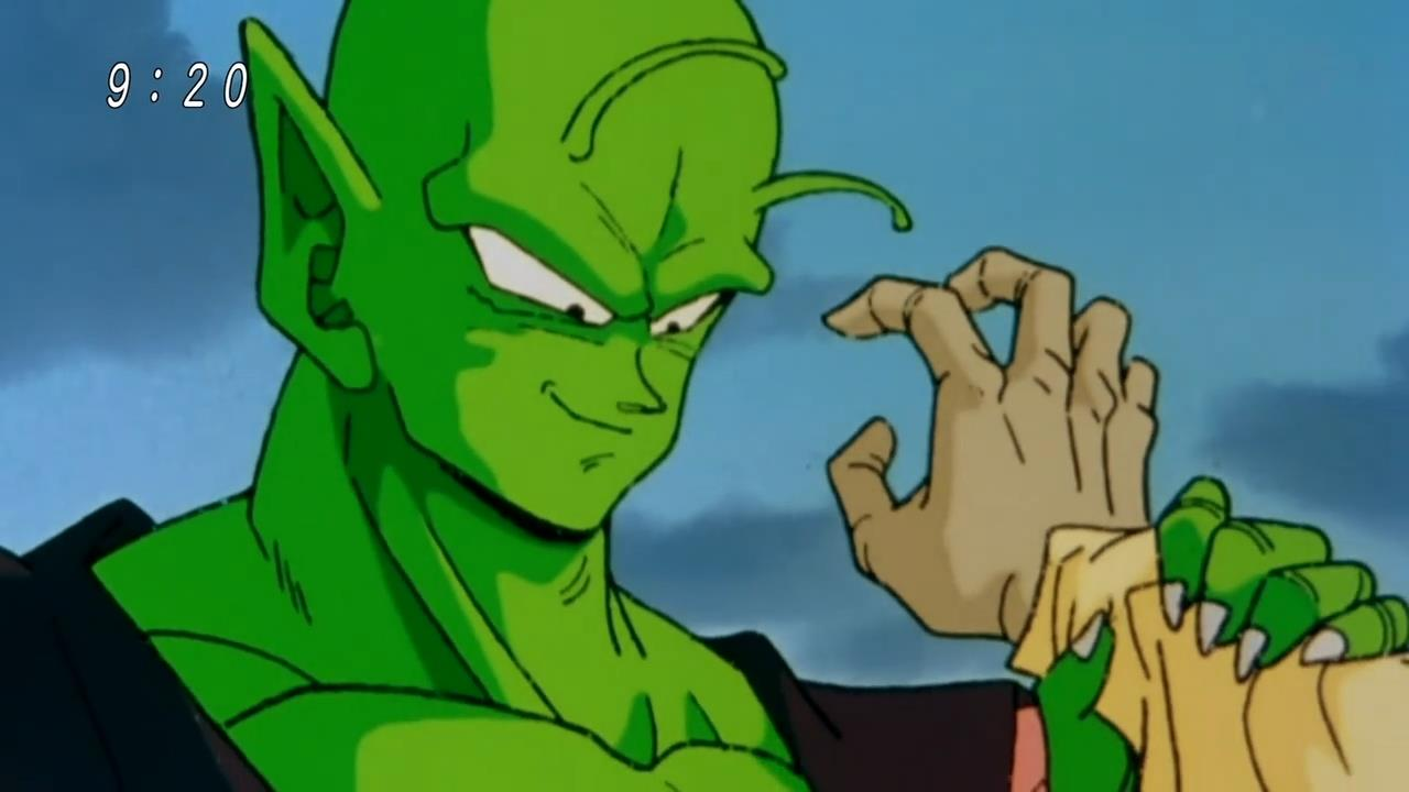 Dragon Ball Kai 62 - Piccolo