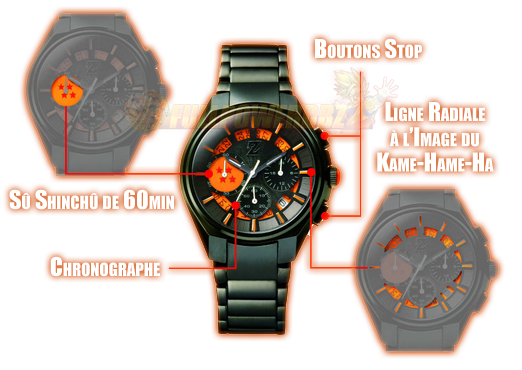 Dragon Ball Watch