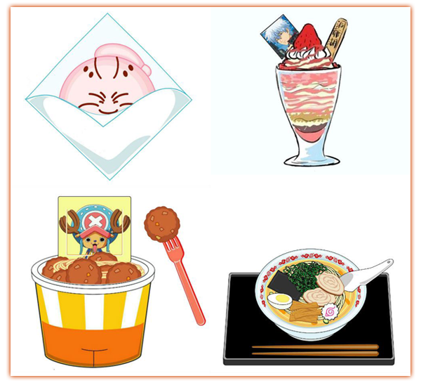 J-World Tokyo Food