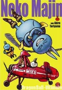 Le manga Neko Majin