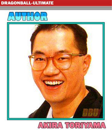 toriyama-akira-author
