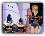 Freeza's Henchmen