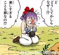 Bulma ne peut pas monter sur Kinto-Un