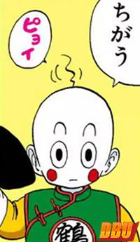 Chaozu révèle qu'il n'a qu'un seul cheveu (chapitre 116)