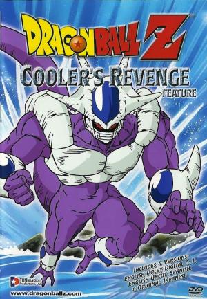 """La jaquette du DVD """"Cooler's revenge"""""""