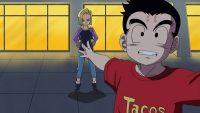 Kuririn hésita à dire la vérité à Trunks