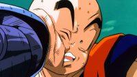 La malchance de Kuririn, dans les films