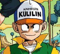 La casquette de Kuririn, sur Namek