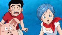 Kuririn et ses amis assistent au tournoi