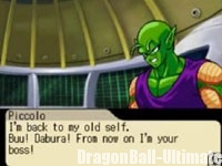 Majin Piccolo dans Supersonic Warriors 2