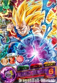 Majin Vegeta SSJ3 dans Dragon Ball Heroes