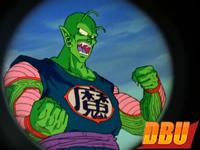 Piccolo Daimaō dans un flashback de l'anime