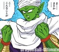 Piccolo, après avoir fusionné avec Nail