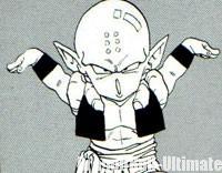 Piririn, la fusion de Piccolo et Kuririn