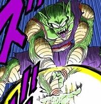 Le Bakurikimaha de Piccolo