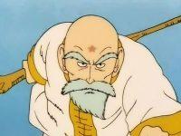 Le dieu de toute la galaxie dans la série TV Dr. Slump Aralé-chan