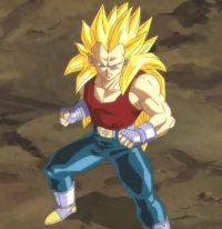 Vegeta Super Saiyan 3 dans DB Heroes