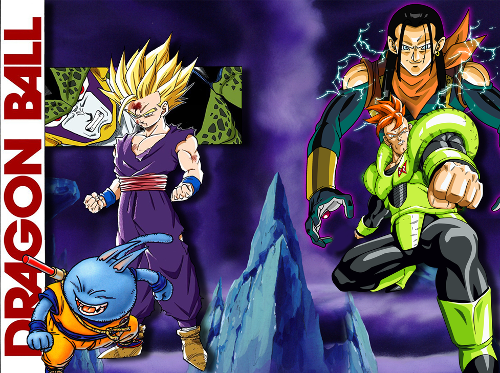 Dragon Ball Heroes Galaxie Mission 9 - Color Edition Artificial Human & Cell Saga and Neko Majin Color Edition