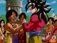 Upa apparaît dans Dragon Ball GT