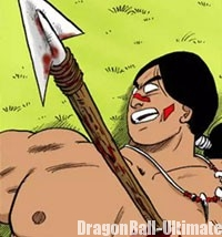 Bora, tué par sa propre lance