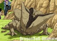 La mue de Cell dans le manga Color Edition