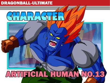 Artificial Human N°13