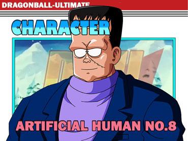 Artificial Human N°8