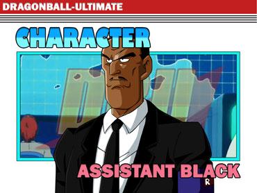 Assistant Black
