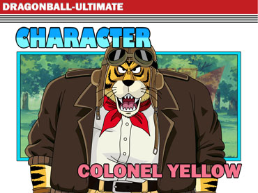 Colonel Yellow