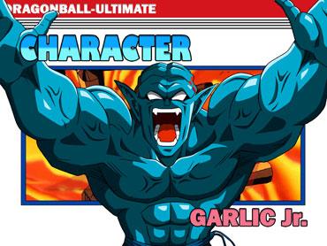 Garlic Jr. Transformed