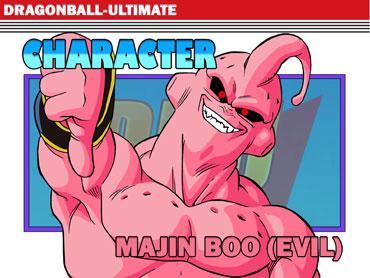 Majin Boo maléfique