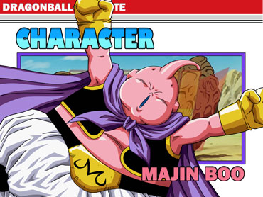 character-majin-buu-manga-color