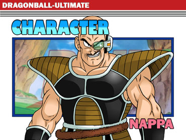 Nappa (DragonBall Online)