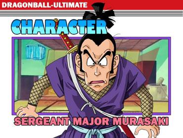 Sergeant-Major Murasaki