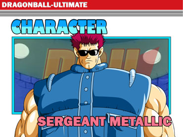 Sergeant Metallic