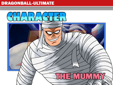 character-the-mummy