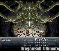 Lavos dans le jeu Chrono Trigger