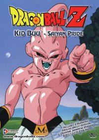 """Majin Boo (pur) renommé """"Kid Buu"""" dans la version US de FUNimation"""