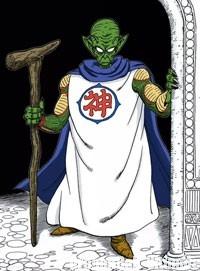 Dieu, dans le manga