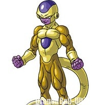 Concept Art de Golden Freeza