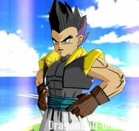 Gotenks adulte dans Dragon Ball Heroes