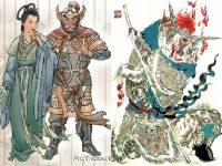Représentations anciennes de Gyūmaō