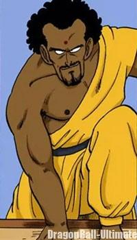 1ère apparition du roi Chapa dans le manga