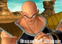 Nappa dans Dragon Ball : Raging Blast