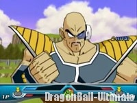 Nappa dans Dragon Ball Infinite World
