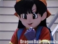 Pan dans le Dragon Ball GT Show