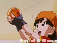 Pan voit une Dragon Ball pour la 1ère fois