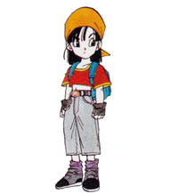 Pan dans Dragon Ball GT
