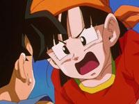 Pan veut que Gokū retrouve son corps adulte