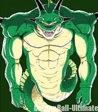 Porunga, dans le manga Color Edition